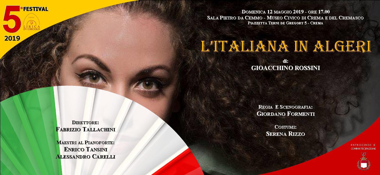L'italiana in Algeri, di G. Rossini